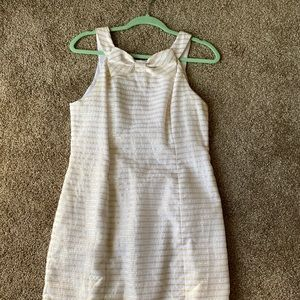 Lilly Pulitzer Henley Bow dress